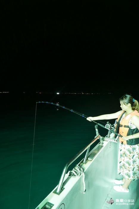 2020基隆夜釣推薦|碧砂漁港釣魚新手初體驗|玉龍捌號 @魚樂分享誌