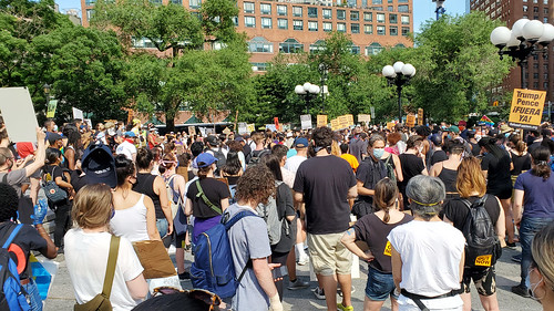 Black Lives Matter by New York + Philly Live!, on Flickr