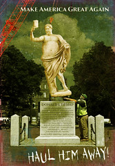 If Trump Were a Statue