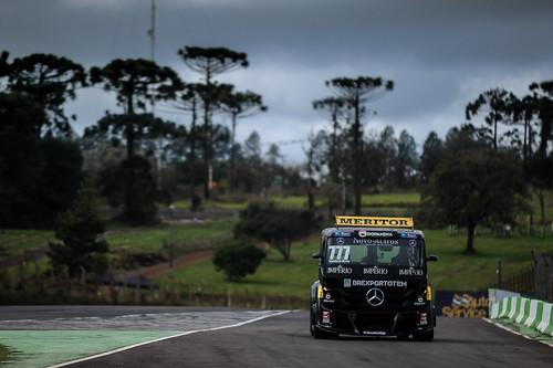 28/06/2020 - Warm up da Copa Truck em Cascavel - Fotos: Duda Bairros