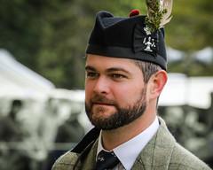 Photo of Michael Murray, Marquis of Tullibardine, eldest son of the Duke of Atholl.