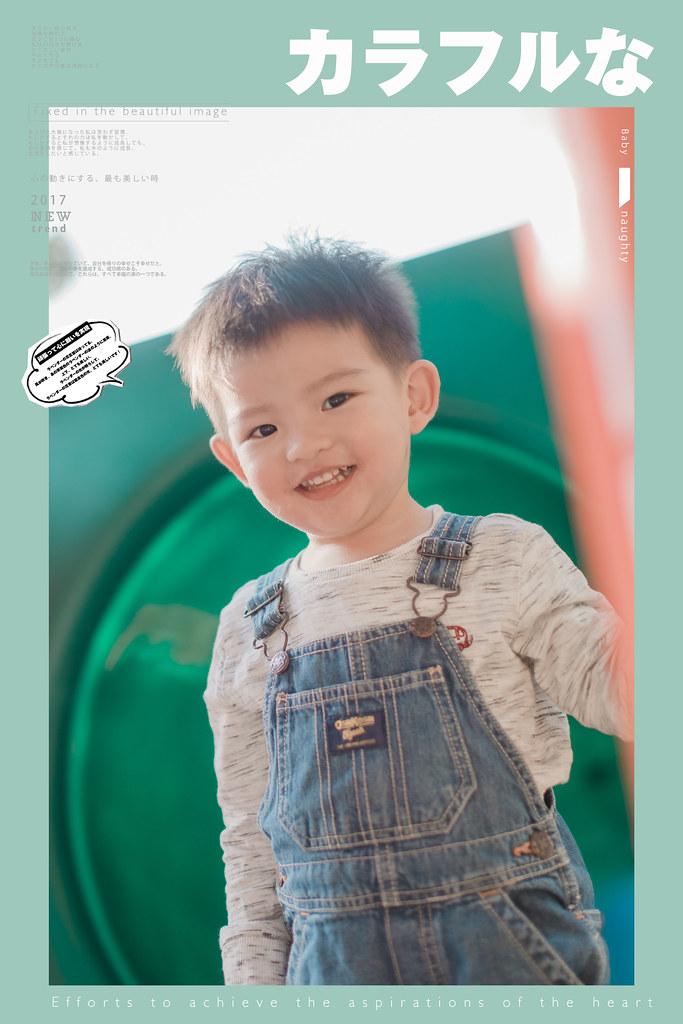 台南兒童寫真|親子公園的小清新兒童寫真|愛情街角-Love Corner-5