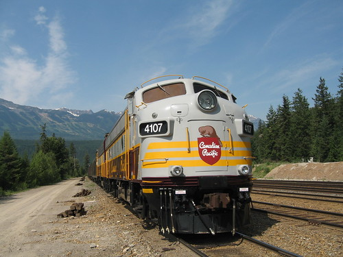 Royal Canadian Pacific Excursion Programme