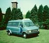 Bedford CF 12-seat minicoach