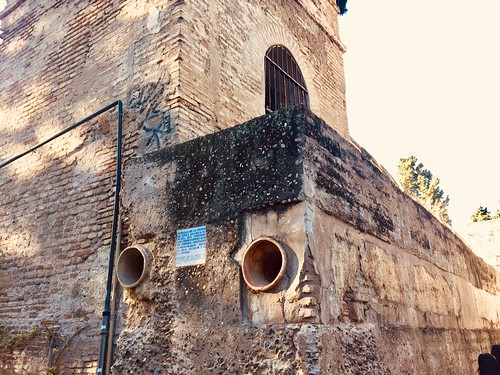 Muralla de la ciudad de Sevilla de época islámica