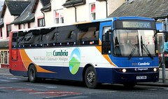 Photo of Stagecoach North West 52627 S797 KRM in Keswick working a 'Trans Cumbria' X4 service to Workington.