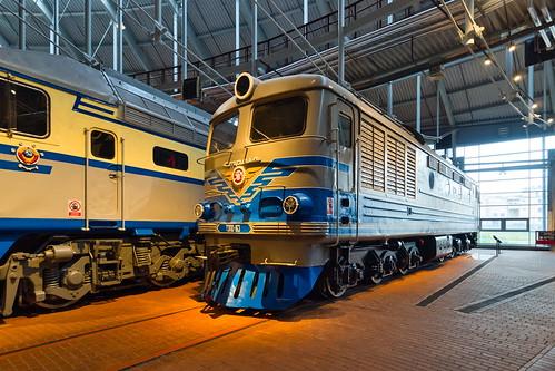 Russian Railway Museum 2 ©  Alexxx Malev