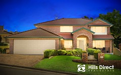11 Vantage Crescent, Kellyville NSW