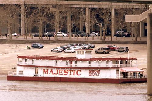 Majestic Show Boat - Cincinnati