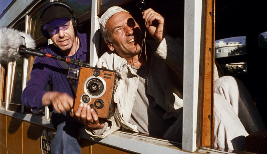 《里斯本的故事》是文.溫德斯獻給電影大師費里尼及電影百年的經典之作