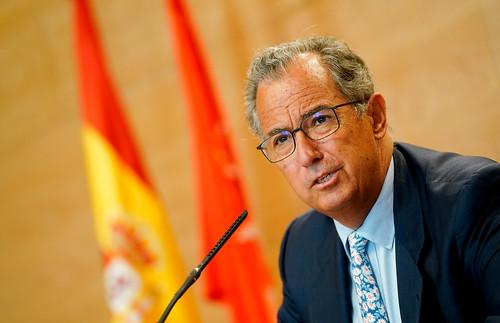 La Comunidad de Madrid planifica una vuelta segura a las aulas el próximo curso en función de la evolución del COVID-19
