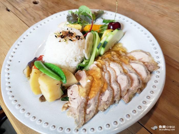 【嘉義美食】島上西西|秘境叢林風格咖啡屋|寵物友善餐廳 @魚樂分享誌