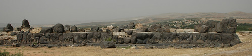 Tell Ain Dara Temple c.1300 Early Iron Age Syro-Hittite south-west Wall (1e)