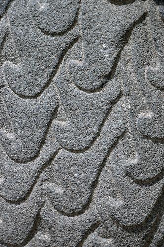 Tell Ain Dara Temple c.1300 Early Iron Age Syro-Hittite Lion Mane Basalt (5e)