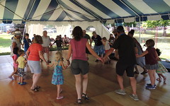 dance tent youth 1