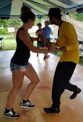 Dance instructors Saturday