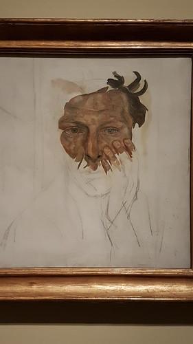 Self-portrait, c.1956