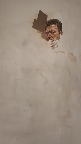 Untitled (Self-portrait), 1974