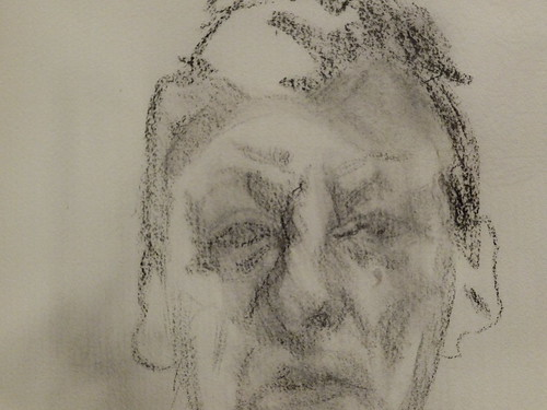 Self-portrait, 1961