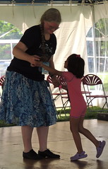 Heather teaching