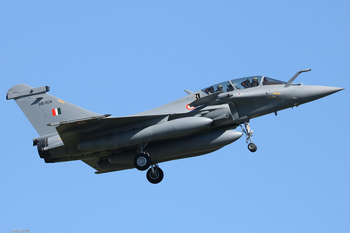 Indian Air Force Dassault Rafale RB004