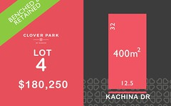 Lot 4, Kachina Drive (Clover Park), Mount Barker SA