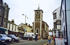 Photo of The Moot Hall, Keswick, 25th March 1999