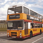 Busways 691, Leyland Olympian/Northern Counties reg no E920KYR