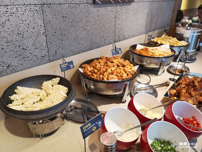 【台北萬華】阿豬媽아줌마韓式烤肉x火鍋吃到飽西門店 @魚樂分享誌