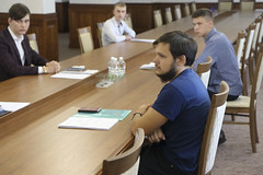 01.07.20 - собеседование с абитуриентами в МинДС