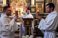 Pierwsza Komunia św. na Gródku