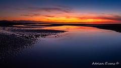 Photo of Seascape Sunset