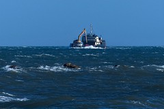 Photo of Dredger