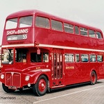 Northern Routemaster 2105 Reg No EUP405B