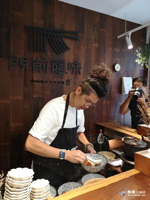 【新北板橋】門前隱味牛肉麵|有緣才吃得到的人間美味|文末訂位資訊 @魚樂分享誌