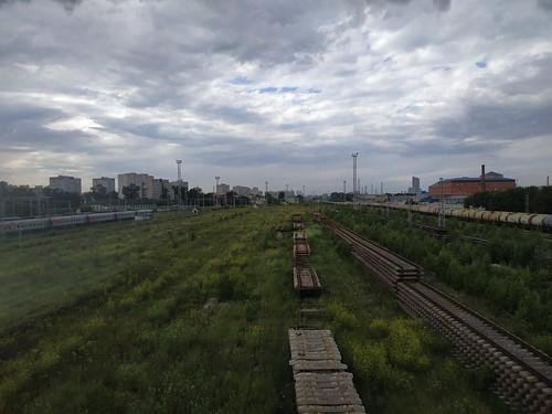 RZD Moskva-Sortitovochnaya-Kazanskaya abandoned 20200701_163533 ©  Artem Svetlov