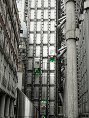 Photo of Lloyd's building