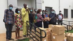 Cameroon COVID-19 Response