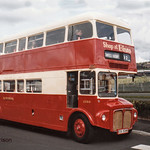 Preserved ex Northern Routemaster 2099 EDS508B