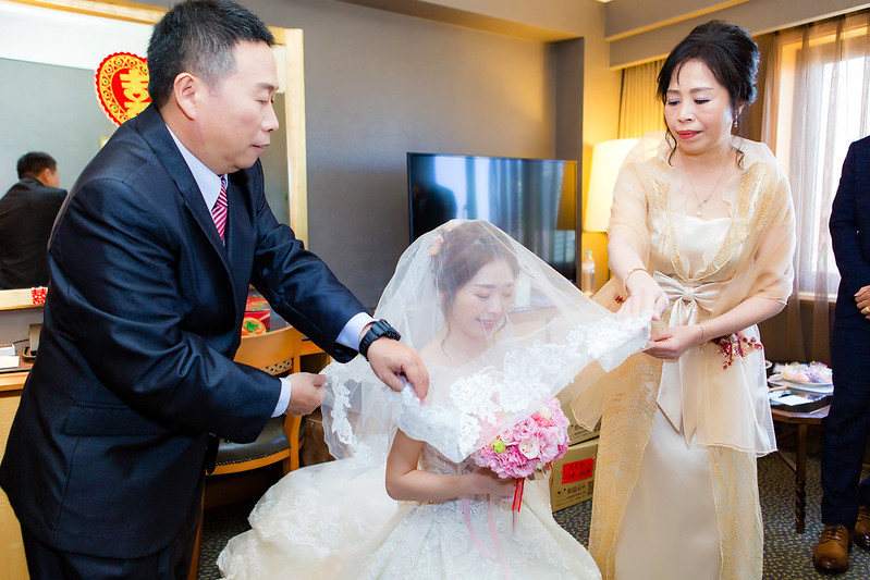 [婚攝] 桂勗 & 君梅 高雄國賓大飯店樓外樓 | 訂結午宴 | 當日精華