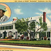 Home of Eddie Rochester Anderson Los Angeles California Vintage Postcard
