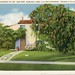 Residence of Edmund Lowe and Lilyan Tashman Vintage Postcard Beverly Hills California