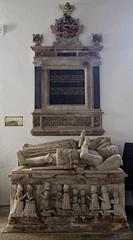 Photo of 17th-century Henry Maynard monument Church of St Mary Little Easton Essex England