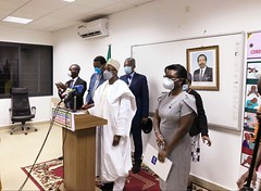 Cameroon Ministry of Health COVID-19 Press Briefing