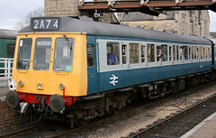 Photo of 110195 51401 Wansford Station (NVR) 02.03.2008