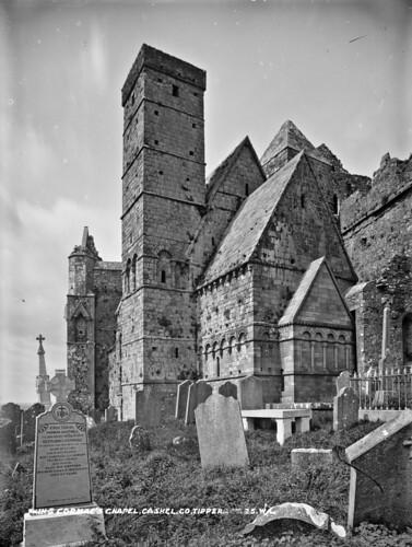 King Cormac's chapel