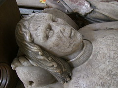 Photo of Wethersfield, Essex, St Mary Magdalene, 1529 Sir Roger Wentworth, side view