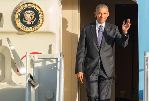 President of the United States Barack Obama