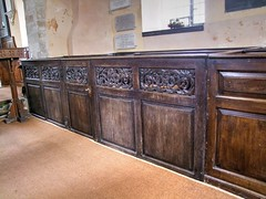 Photo of Wheatfield, Oxfordshire, St Andrew, box pews