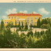 Residence of Charlie Chaplin Beverly Hills California Vintage Postcard